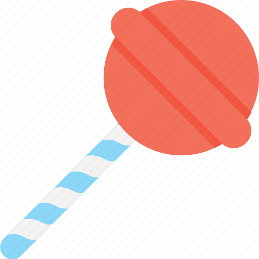 candy, confectionery, lollipop, lolly, sweet snack icon