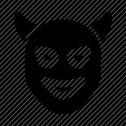 Bad, devil, evil, hell icon - Download on Iconfinder
