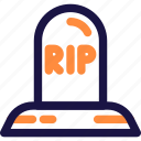 background, halloween, holiday, horror, scary, tombstone icon