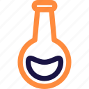 alchemy, bottle, halloween, magic, poison, potion, witch icon