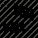 bat, bats, halloween, october, scary icon