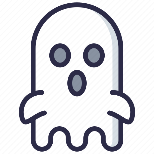 evil, ghost, halloween, scary icon
