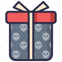 candy, gift, halloween, present icon