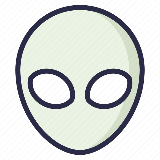abduction, alien, halloween, space icon