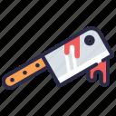 blood, halloween, knife, murder, weapon