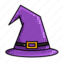 cap, halloween, hat, magic, witch, wizard