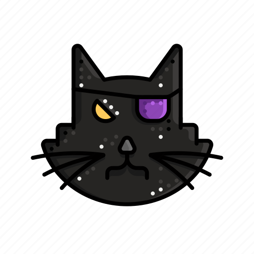 Black, cat, evil, halloween, magic, taboo icon - Download on Iconfinder