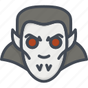 dracula, halloween, holiday, vampire, vlad icon