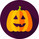 halloween, holiday, jack, jack-o'-lantern, lantern, pumpkin, trick or treat icon