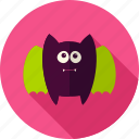 animal, bat, flittermouse, halloween, rattlemouse, scary, vampire icon