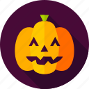 halloween, happy, jack, jack o lantern, lantern, pumpkin, scary icon