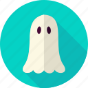 ghost, halloween, phantom, poltergeist, scary, specter, spirit icon