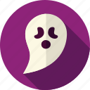 ghost, halloween, phantom, poltergeist, specter, spirit, spooky icon