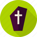 cemetery, dead, death, gravestone, halloween, religion, rip icon