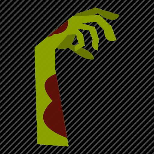blog, dead, halloween, hand, horror, monster, zombie icon