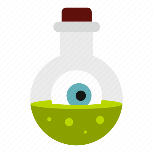 blog, cooking, flask, magic, pot, potion, witch icon