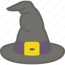 halloween, hat, holidays, witch icon