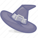 hat, magic, witch icon