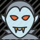 autumn, fear, halloween, holiday, horror, mystery, vampire icon