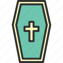 autumn, christ, funeral, halloween, holiday, horror, rite icon