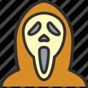 autumn, fear, halloween, holiday, horror, monster, spooky icon