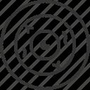 avatar, eyeball, halloween, horror, monster, rl, spooky icon