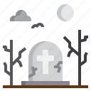 graveyard, halloween, party, witch