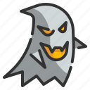 ghost, halloween, horror, scary, spooky icon