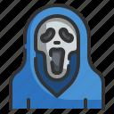 fear, halloween, horror, scary, scream, spooky