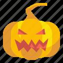 fear, halloween, horror, pumpkin, scary, spooky