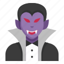dracula, halloween, horror, monster, scary, spooky, vampire