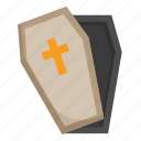 burial, casket, coffin, dead, death, funeral, graveyard