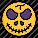 ball, creepy, fear, halloween, horror, scary, spooky