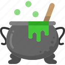 equipment, pot, witchcraft, cauldron, cooking