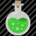 laboratory, glass, chemistry, potion, science, flask, liquid