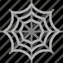 web, spider, net, cobweb, trap