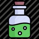 poison, danger, potion, bottle, death, horror, halloween