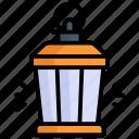 lantern, light, lamp, candle, ramadan, scary, halloween