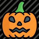 pumpkin, spooky, autumn, lantern, horror, scary, halloween