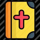 bible, holy, religion, christian, religious, cross, pray