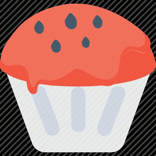 Cupcake, dessert, fairy cake, food, muffin icon - Download on Iconfinder