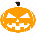 empty, halloween, pumpkin icon icon