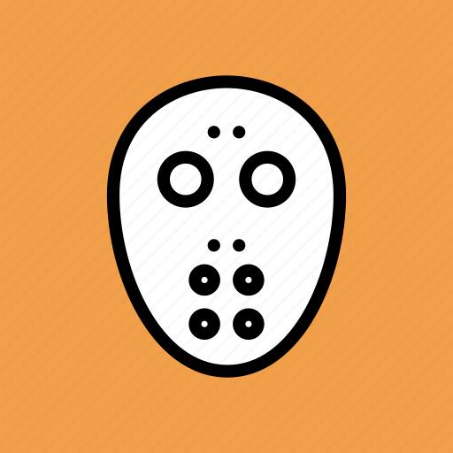 evil, halloween, horror, jason, killer, mask, monster icon