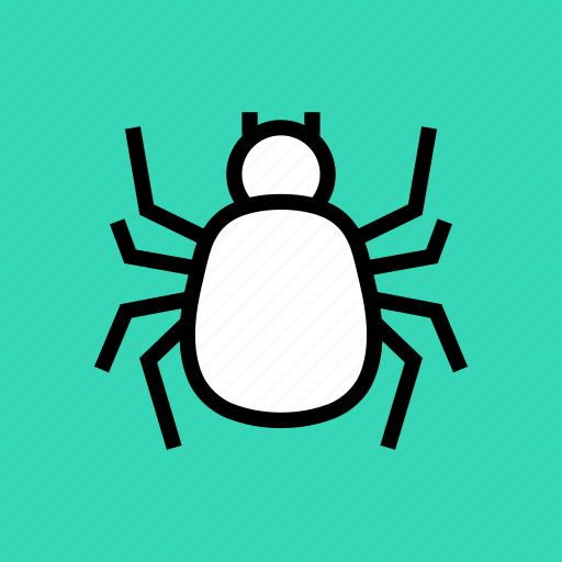 evil, halloween, insect, spider icon