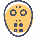evil, halloween, horror, jason, killer, mask, monster icon