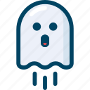evil, ghost, halloween, spirit icon