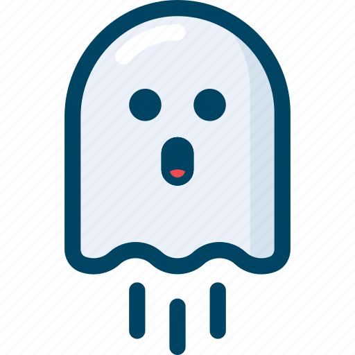 evil, ghost, halloween, spirit icon