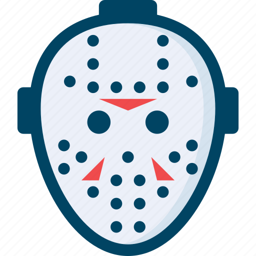 evil, halloween, jason, killer, mask, monster, voorhees icon