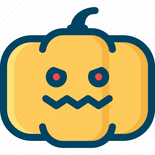 evil, halloween, jack, lantern, pumpkin, spooky icon