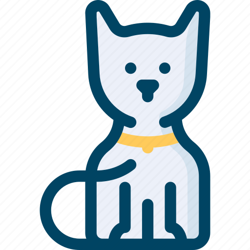animal, cat, feline, halloween, kitten icon